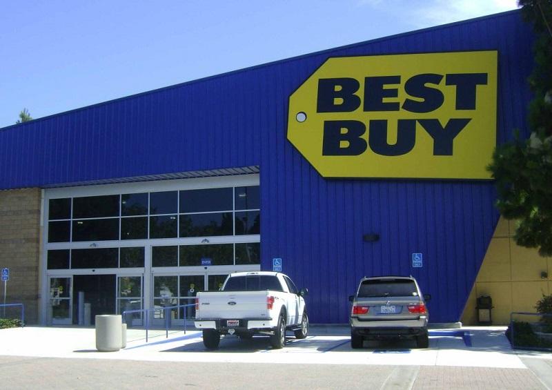 Lojas da Best Buy em San Diego