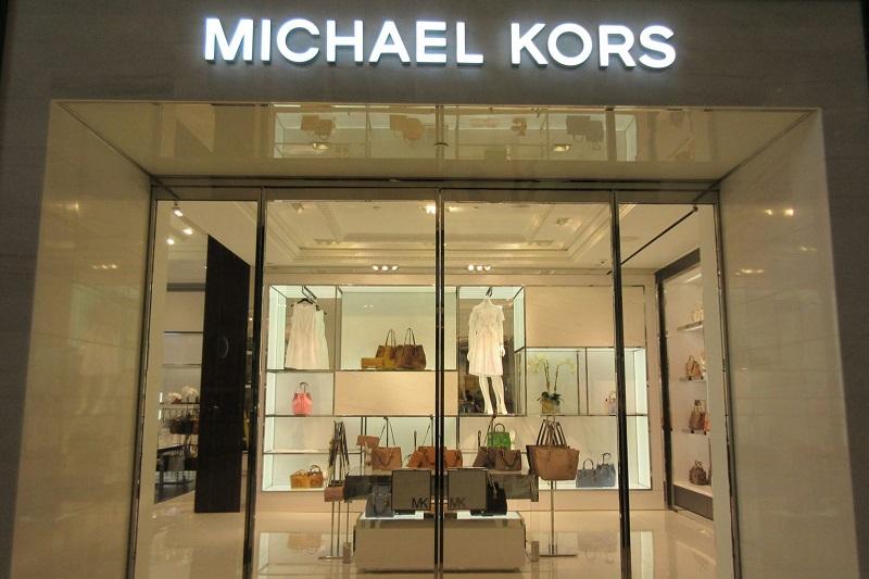 Loja Michael Kors em San Francisco Califórnia
