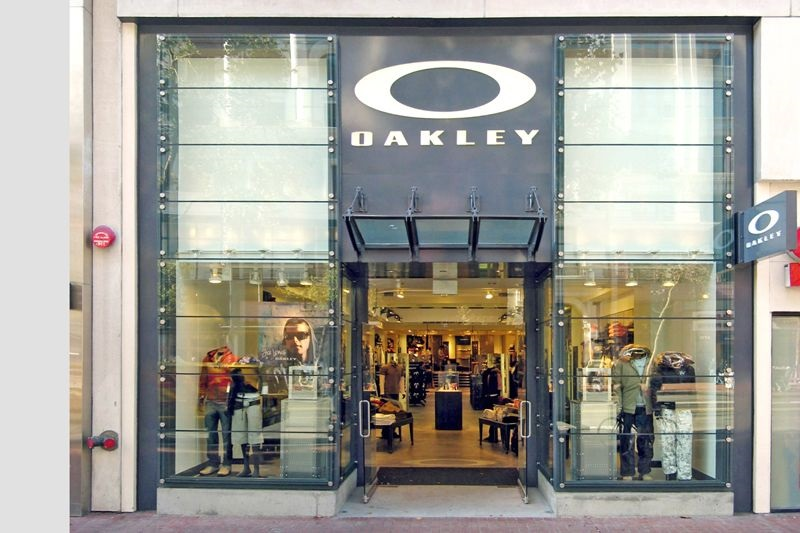 Loja Oakley em San Francisco