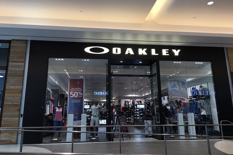 Lojas Oakley nas proximidades de Los Angeles