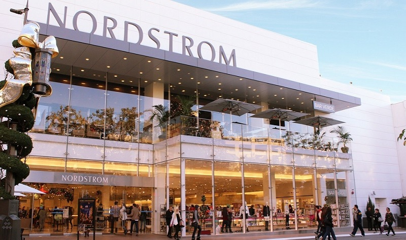 Lojas Nordstrom em Los Angeles