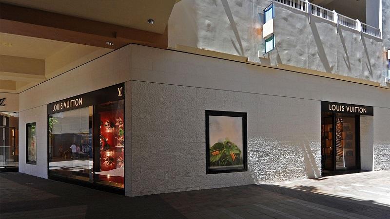 Loja Louis Vuitton em San Diego