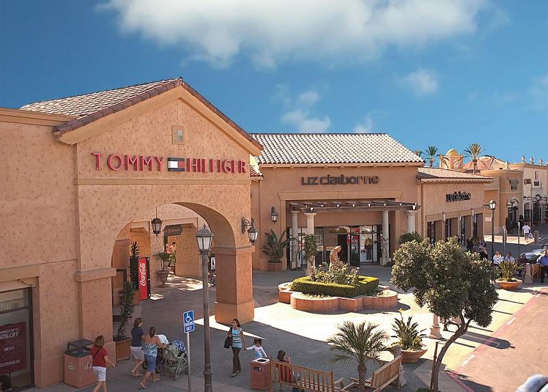 Loja Tommy Hilfiger em San Diego