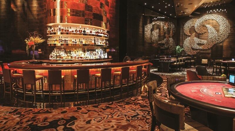 Cassinos em Las Vegas - Mesas de jogos