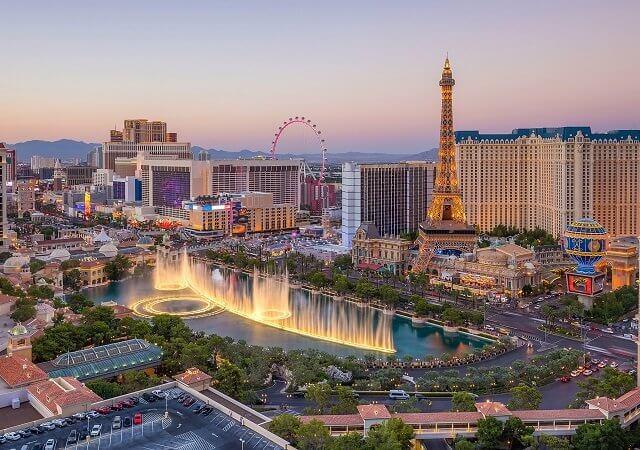 5 razões para fazer turismo de casinos em Las Vegas