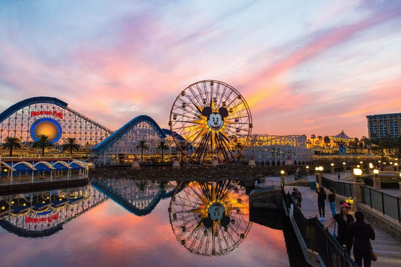 Disneyland na Califórnia
