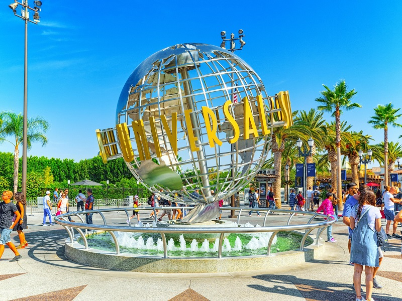 Universal na Califórnia