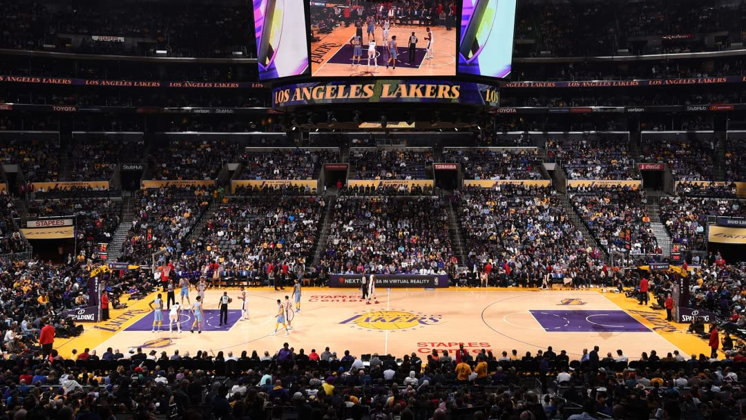 Jogo Los Angeles Lakers NBA