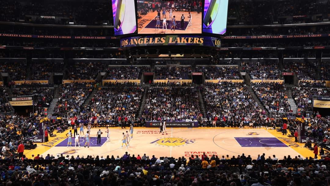 Jogo Los Angeles Lakers - NBA