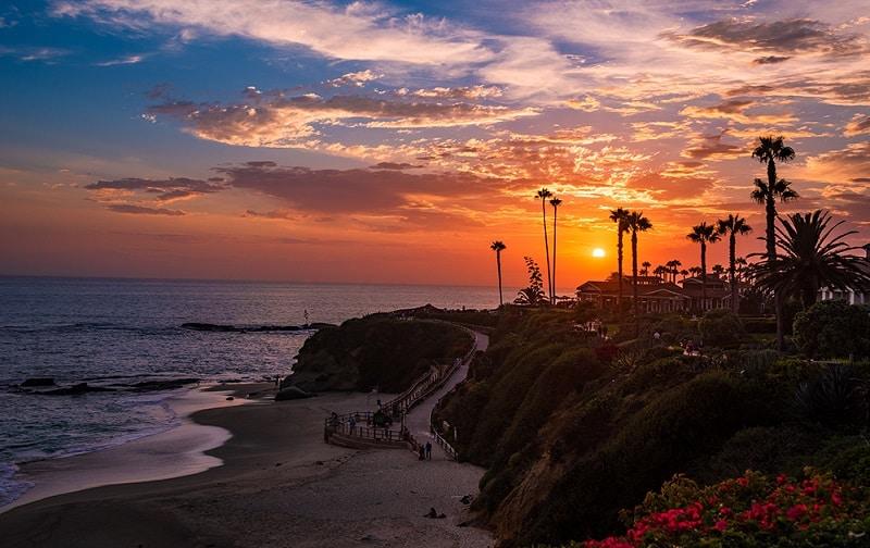 Pacote Hurb para Laguna Beach por R$ 2669