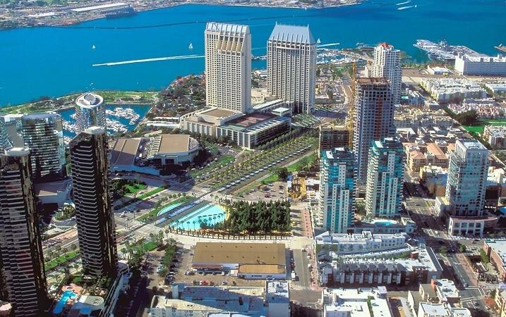 Pacote Hurb para San Diego 2021 por R$ 2999