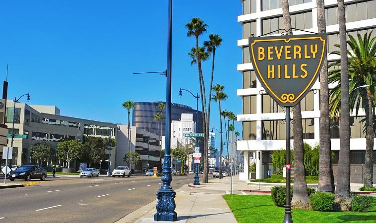 Meses de alta e baixa temporada em Beverly Hills