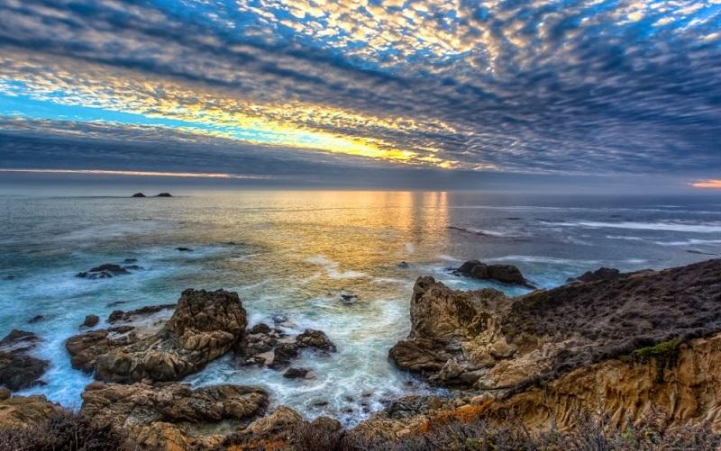 Garrapata State Park em Monterey