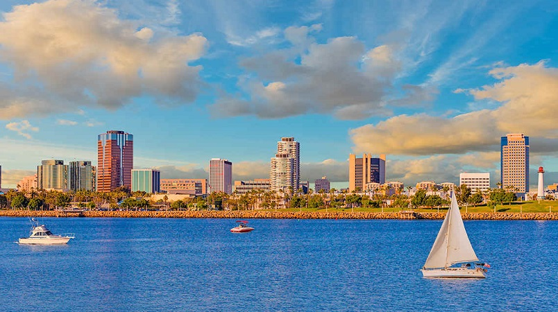 Meses de alta e baixa temporada em Long Beach