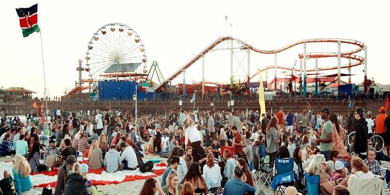 Main Street Summer SOULstice - Santa Mônica