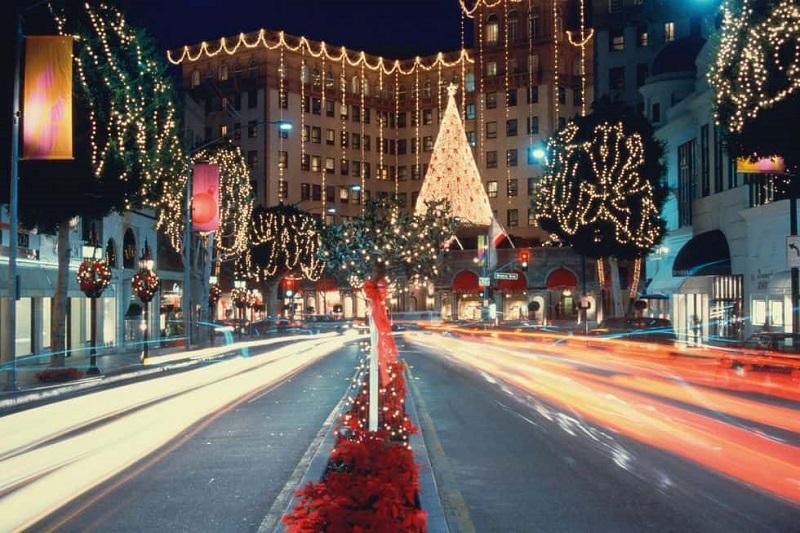 Natal em Beverly Hills