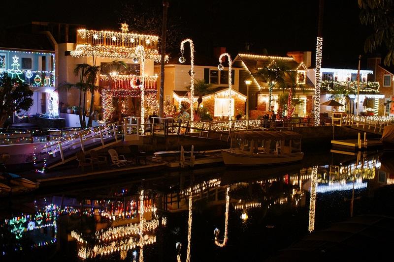 Natal em Long Beach