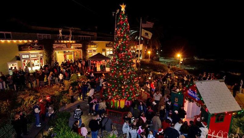 Natal em Monterey