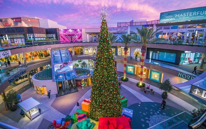 Natal em Santa Mônica