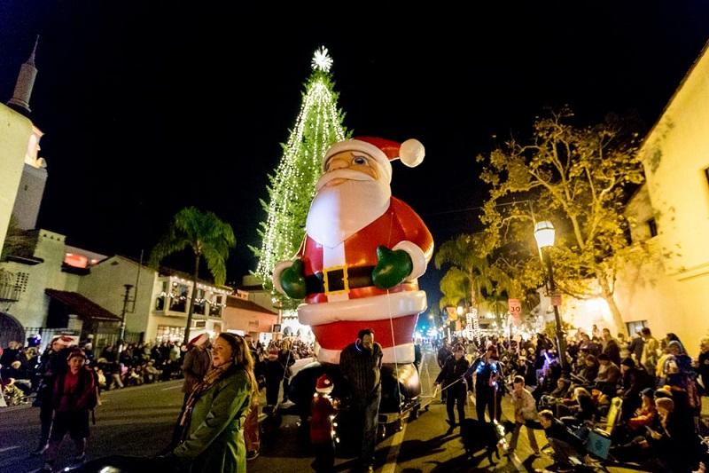 Natal em Santa Bárbara