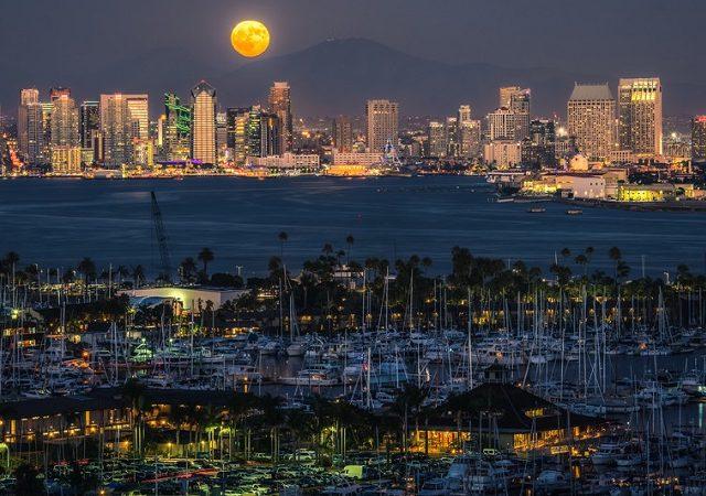Meses de alta e baixa temporada em San Diego