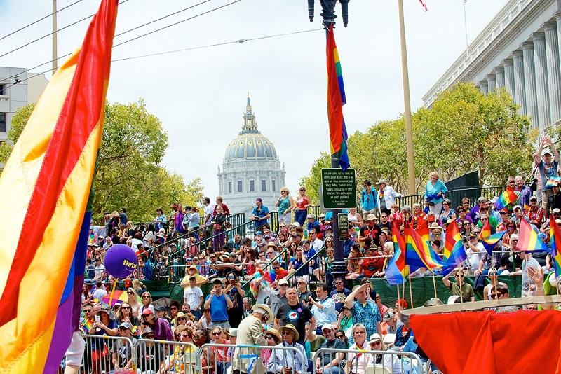 San Francisco Pride Celebration & Parade
