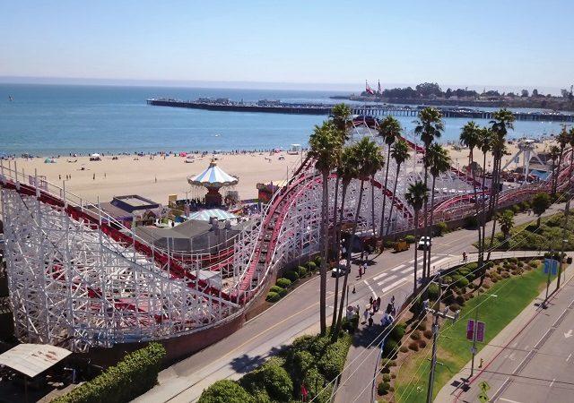 Meses de alta e baixa temporada em Santa Cruz