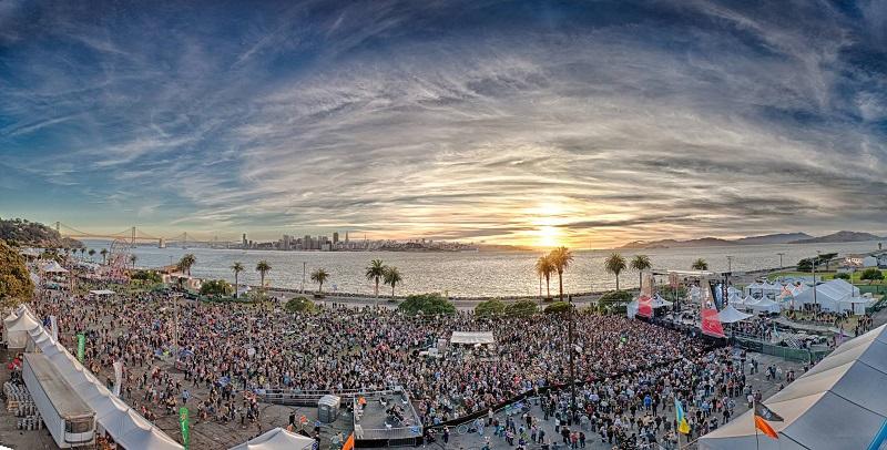 Treasure Island Music Festival - San Francisco