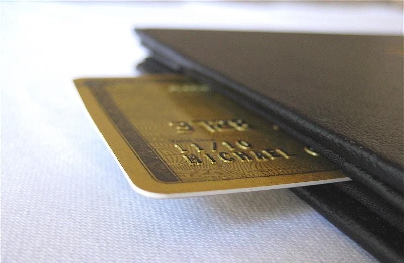 Cartão de crédito em San Francisco