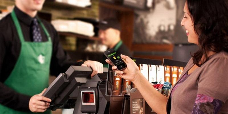 Pagando conta com o celular