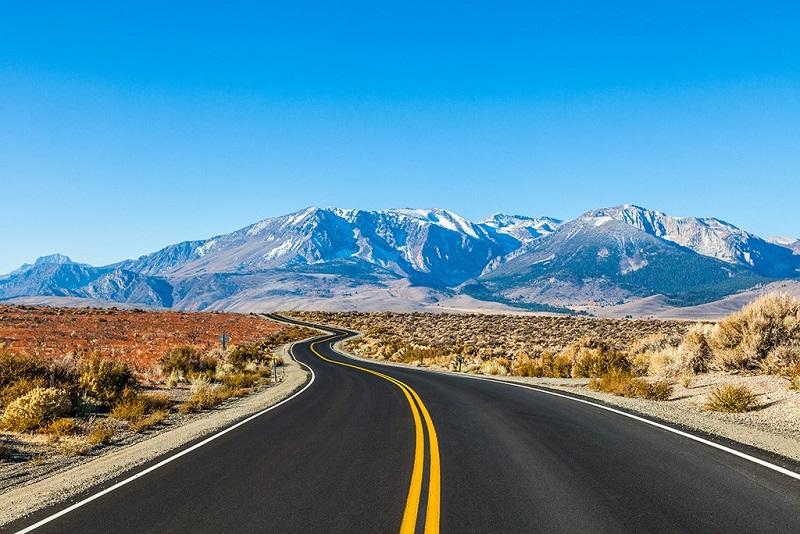 Estrada californiana