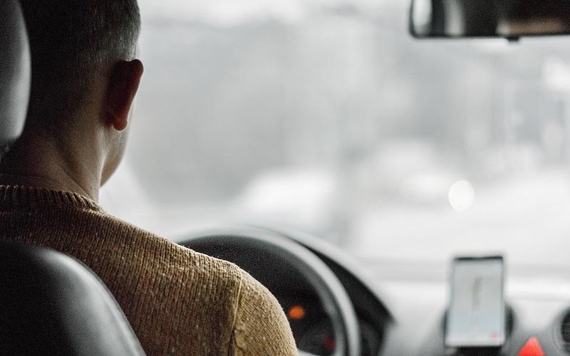 App de carona - Uber