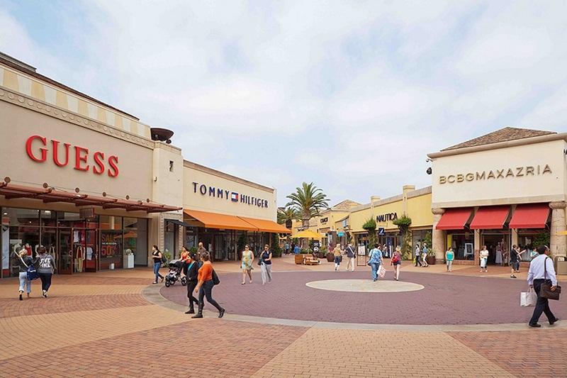 Outlet em Los Angeles - Califórnia