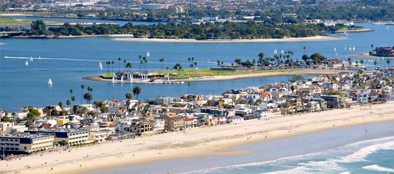 Pacific Beach em San Diego