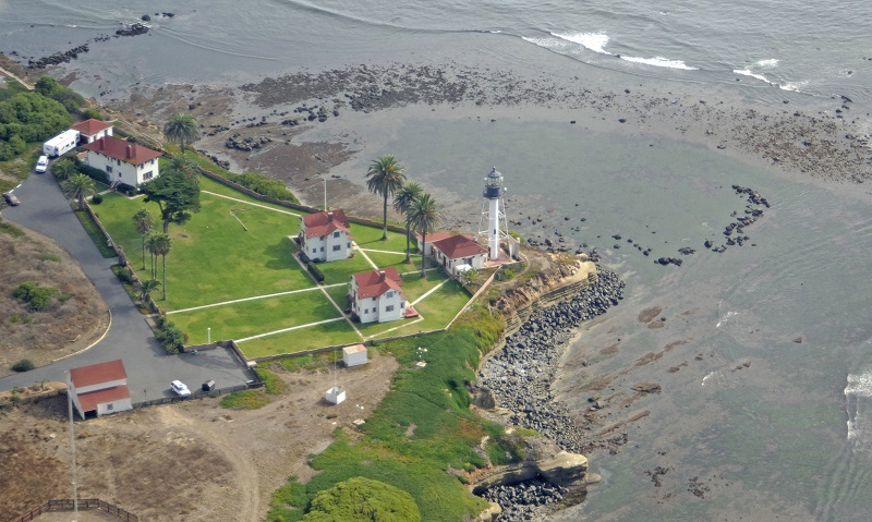 Point Loma Lighthouse em San Diego