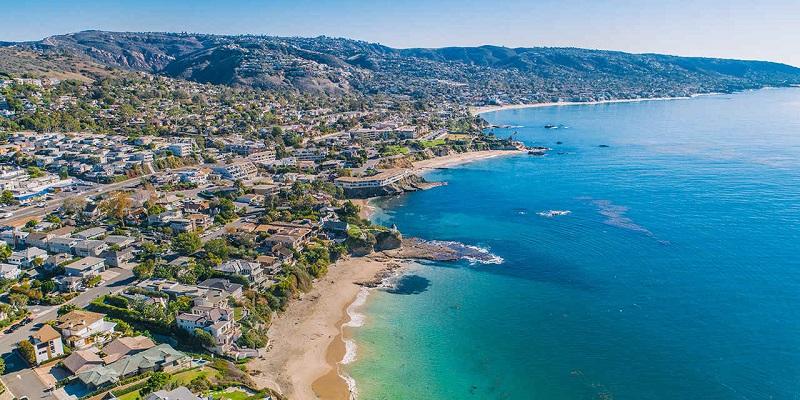 Praias californianas