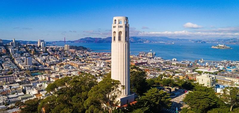 San Francisco ensolarada