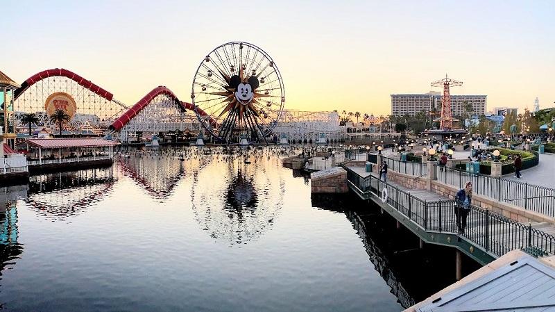 Parque Disney California Adventure