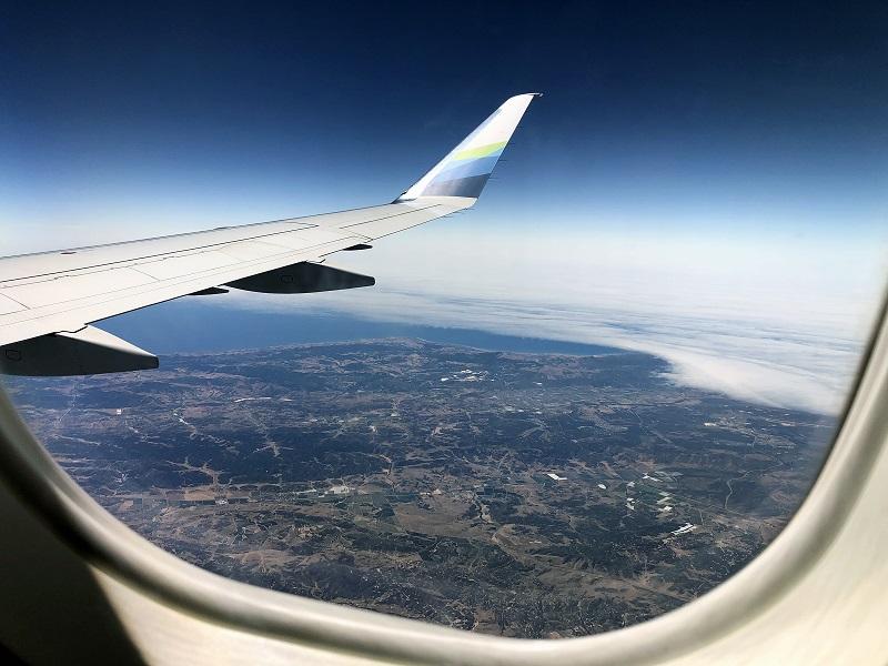 Avião em Monterey