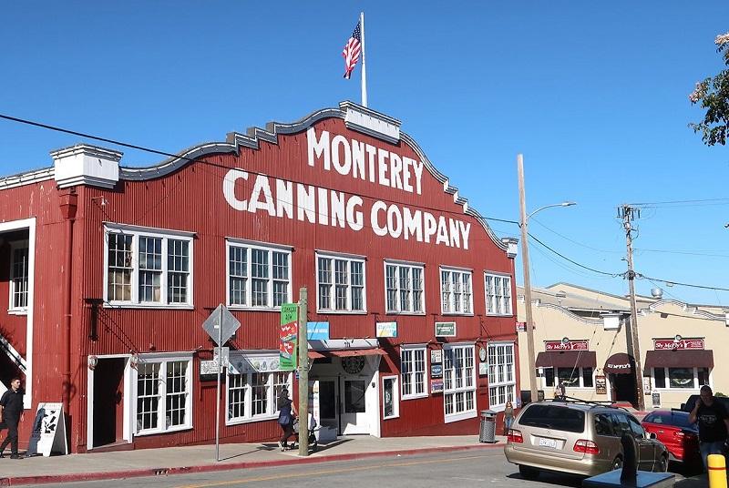 Carro em Monterey