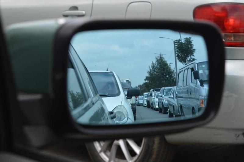 Carros em Sonoma